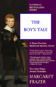 The Boy's Tale - Margaret Frazer