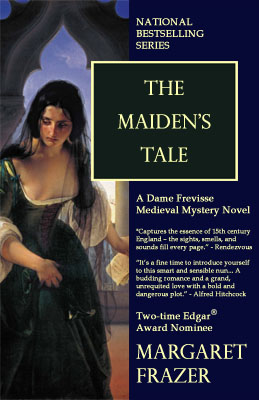 The Maiden's Tale - Margaret Frazer