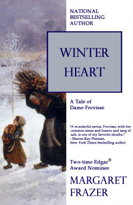 Winter Heart - Margaret Frazer