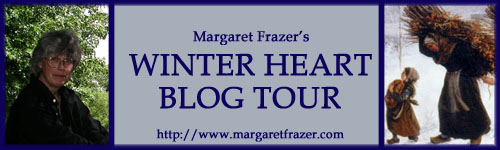 Margaret Frazer's Winter Heart Blog Tour