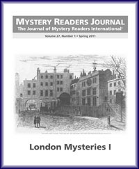 Mystery Readers Journal