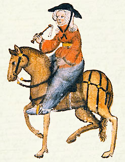 Wife of Bath - The Canterbury Tales - Geoffrey Chaucer