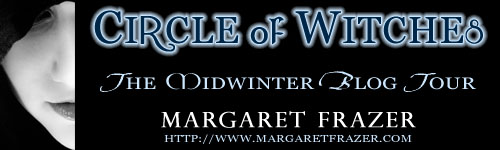 Margaret Frazer - Midwinter Blog Tour