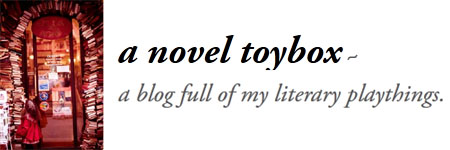 A Midwinter Blog Tour - A Novel Toybox